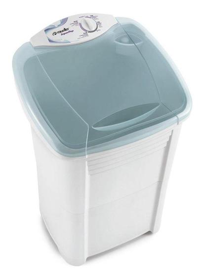Lavadora de roupas semi-automática Mueller SuperPop - 3kg branca 3kg 110V