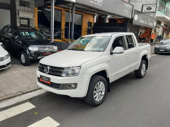 Volkswagen Amarok - 2015/2015 2.0 Highline 4x4 Cd Turbo