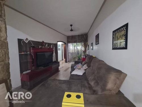 Casa No Parque São Geraldo Á Venda, Bauru/sp - Ca2440