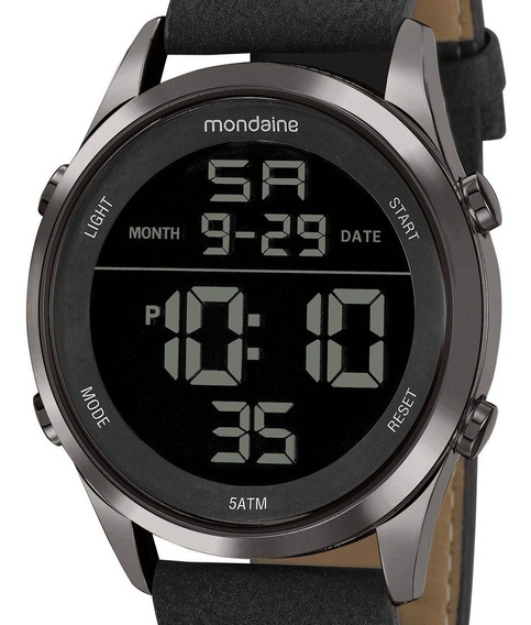 Relógio Mondaine Digital 53964gpmvsh2 Feminino C/ Nf-e