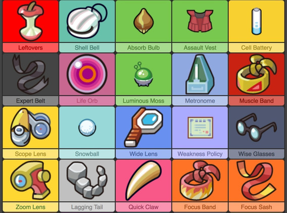 25 Itens Para Pokemon Sword Shield Ball Mint Tr Evo Vitamina
