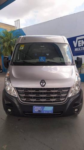 Renault Master 2.3 Dci Minibus Executive L3h2 16 Lugares