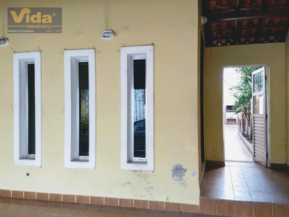Casa Térrea Para Locação Em Km 18 - Osasco - 42065