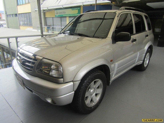 Chevrolet Grand Vitara Mt 2.0 4x4