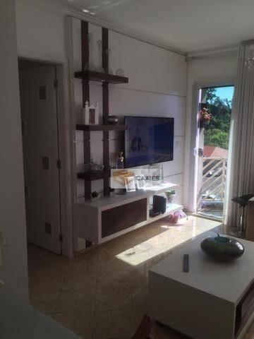 Apartamento Com 3 Dormitórios À Venda, 70 M² Por R$ 305.000,00 - Vila Ipê - Campinas/sp - Ap7896