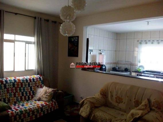 Casa À Venda, 100 M² Por R$ 250.000,00 - Recanto Campo Belo - São Paulo/sp - Ca2687