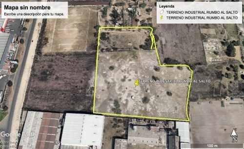 Oportunidad Terreno En Propiedad Zona Industrial En Guadalajara