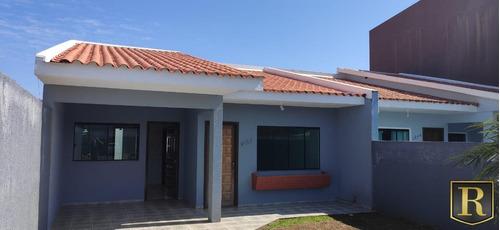 Casa Para Venda Em Guarapuava, Bonsucesso, 3 Dormitórios, 1 Suíte, 2 Banheiros - _2-1150270