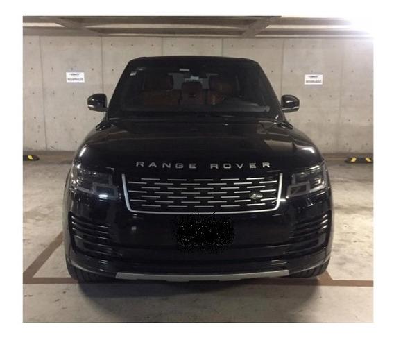 Land Rover Range Rover 5.0l Obiography V8 T At