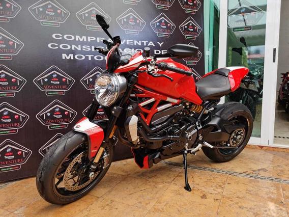 Ducati Monster 1200 R Special