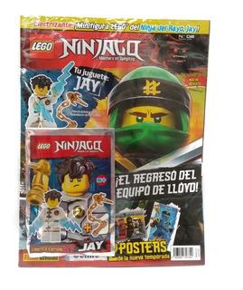 Ninjago Movie Lego Tomo 2 Revista Panini Original Español