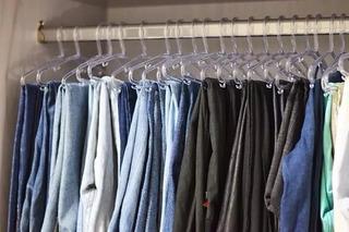 Calça Jeans Usada Lote 13 Peças