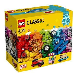 Lego Classic Basic Bricks On A Roll 10715 442 Piezas Bloques
