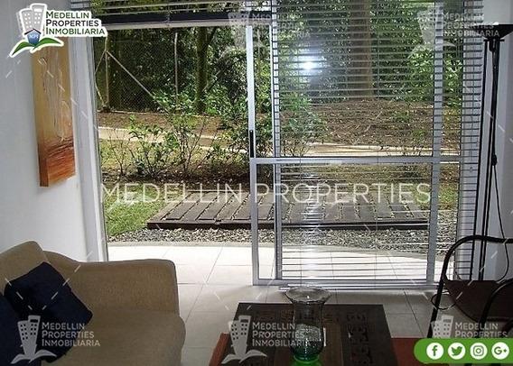 Apartamentos Y Casas Amobladas Por Dias En Medellin Cód:4045