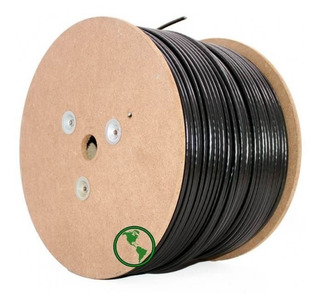 Cable De Red Exterior Utp Cat 5e Rollo 305 Mts Dm Link