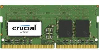 Memoria Ram 8gb Ddr4 2400mhz Pc4-19200 Sodimm 260pin