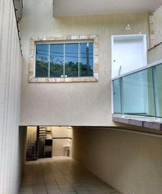 Sobrado Com 3 Dormitórios Para Alugar, 125 M² Por R$ 2.300/mês - Chácara Seis De Outubro - São Paulo/sp - So2283