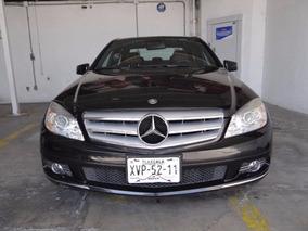 Mercedes Benz C200 Cgi Sport 2011!!! Un Lujo Para Darte