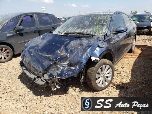 Sucata Volkswagen Virtus 2019 - Somente Retirar Peças