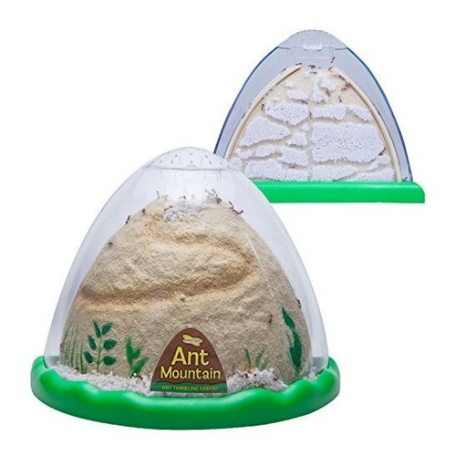 Insect Lore Ant Farm Dos Caras Ant Mountain Incluye Habitat