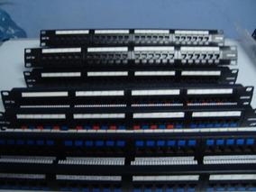 Patch Panel Cat5e 24 Portas P/rack 19 - Furukawa Multilan