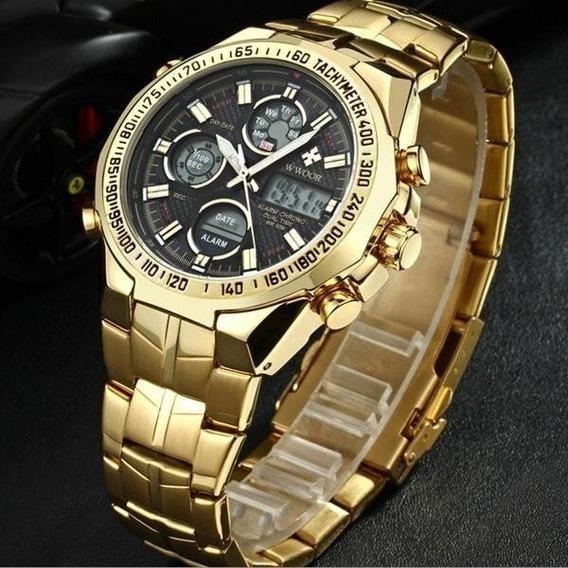 Relógio Original Wwoor 8019