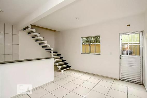 Casa Para Aluguel - Taboão, 2 Quartos, 70 - 893057453