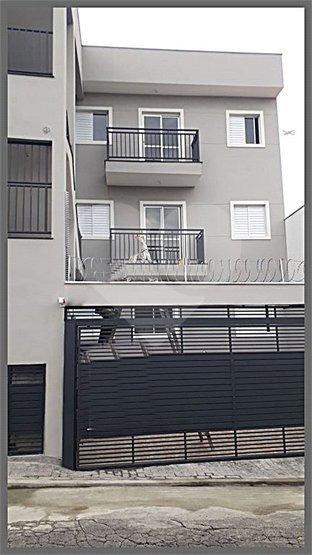 Condomínio Fechado Tipo Apartamento Pronto Para Morar Com 1 Dormitório - 170-im490848