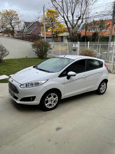Imagem 1 de 8 de Ford Fiesta 1.6 16 Vflex Se Manu