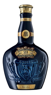 Whisky Royal Salute Scoth 21 Anos