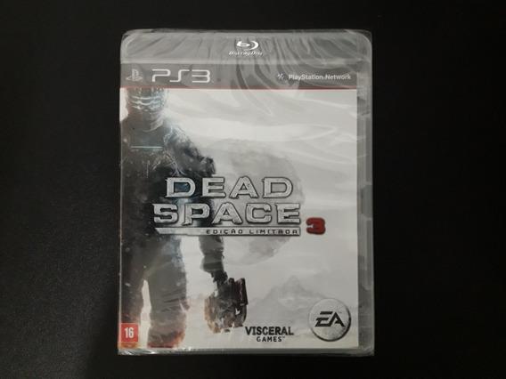 Dead Space 3 Ps3 Lacrado