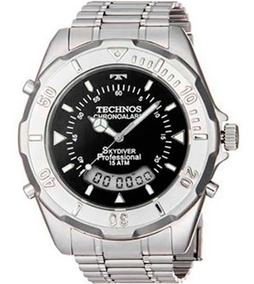 Relógio Technos Masculino Performance Skydiver T20557/1p