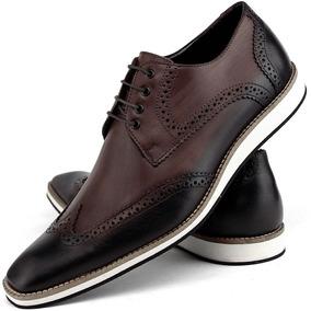 96f0ea513 Sapatos Social Bico Fino Luxo Masculino - Sapatos no Mercado Livre ...