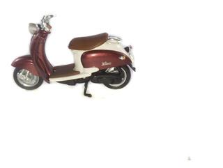 Moto Coleccion Yamaha Vino Yj50r Escala 1:18 Metal