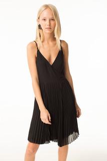 Vestido Lyra Negro Las Pepas