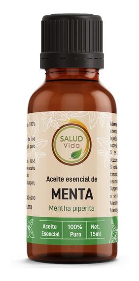 Aceite Esencial De Menta Piperita 15ml