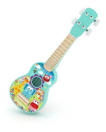 Ukelele Guitarra Jadore Niño Niña Diseño Infantil Febo
