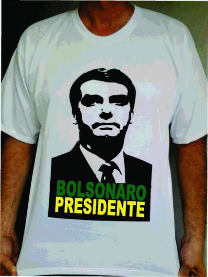 Camisa Bolsonaro Kit Com 10 Camisas R$ 160,00