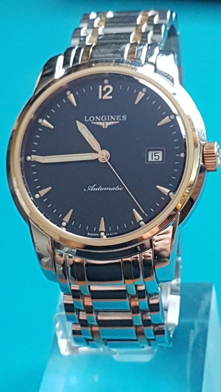Longines Saint Imier Colletion Aço-ouro 41 Mm