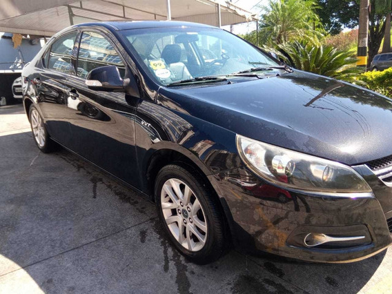 Jac Motors J5 Sedan Preto Bi-combustivel Gasolina / Gas 2014