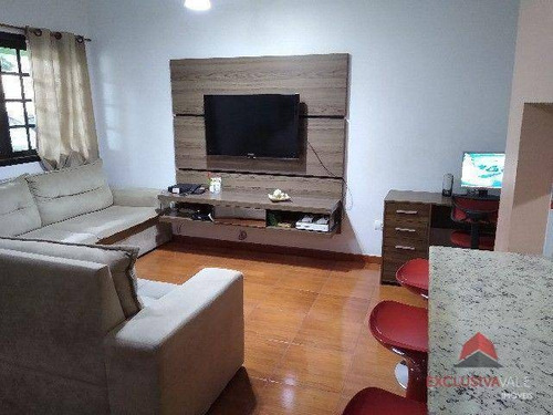 Imagem 1 de 12 de Casa À Venda, 105 M² Por R$ 530.000,00 - Jardim América - São José Dos Campos/sp - Ca1123