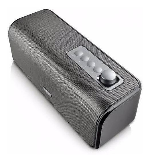 Caixa De Som Bluetooth Top Sound 50wrms P2/usb/sd-multilaser