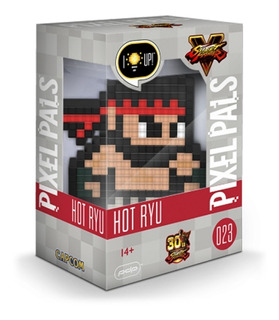 Pixel Pals - Street Fighter - Hot Ryu