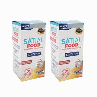Satial Food Polvo 50g Bloquea Carbohidratos 2 Unid Openfarma