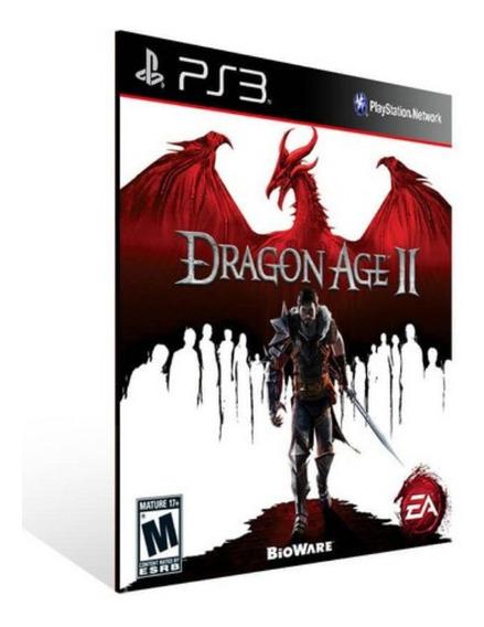 Dragon Age 2 Ps3 Psn Jogo Envio Rápido Comprar
