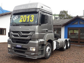 Mercedes-benz 2544-s(axor) 6x2 3e 2p 2013