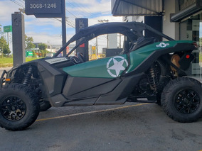 Quadriciclo Maverick X3 Turbo 154hp