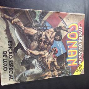 Conan Edição Especial Luxo Colorida