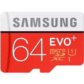 Cartão De Memória Samsung 64gb Original Promoção