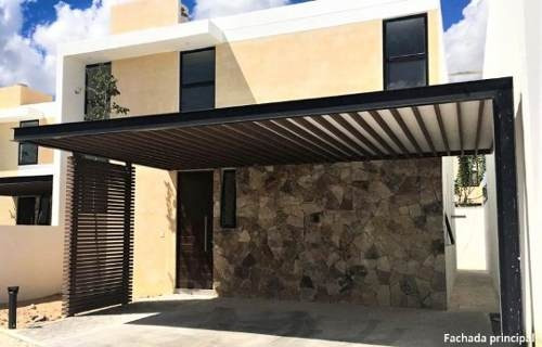 Excelente Casa Nueva En Privada Residencial Con Amenidades. Preventa